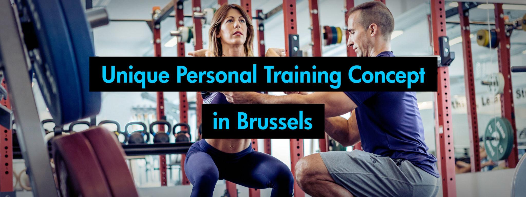 Personal Training Studio in Ixelles